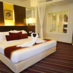 Ambassador Bangkok Hotel 4* Улучшенный номер фото 7