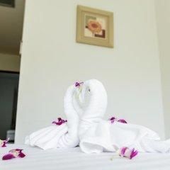 Отель L'esprit de Naiyang Beach Resort 4* Номер Делюкс с двуспальной кроватью фото 9