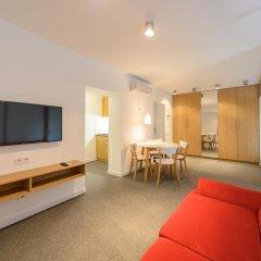 Гостиница Partner Guest House 3* Апартаменты с различными типами кроватей фото 10