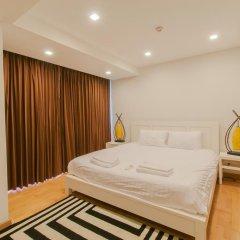 Отель Rocco Huahin Condominium Апартаменты с 2 отдельными кроватями фото 21