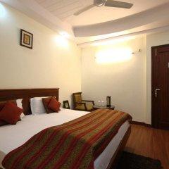 Hotel Chanchal Deluxe 2* Стандартный номер с различными типами кроватей фото 3