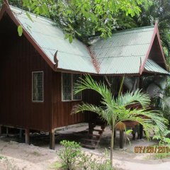 Отель Koh Tao Royal Resort 3* Бунгало с различными типами кроватей фото 7