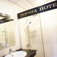 Sophia Hotel 3* Улучшенный номер с различными типами кроватей фото 23