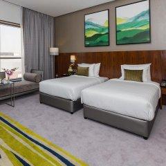 Отель Flora Al Barsha Mall of the Emirates 4* Стандартный номер с различными типами кроватей фото 10