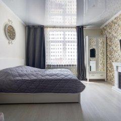 Апартаменты на Егорова Студия с различными типами кроватей фото 20