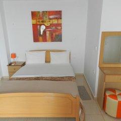 Отель Mare Bed & Breakfast Himara комната для гостей