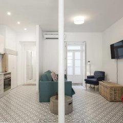Апартаменты Lisbon Serviced Apartments - Castelo S. Jorge Студия с различными типами кроватей фото 8