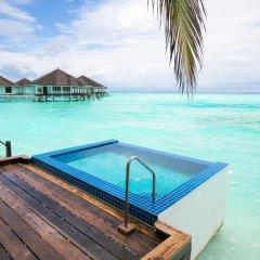 Отель Kihaad Maldives 5* Вилла с различными типами кроватей фото 8