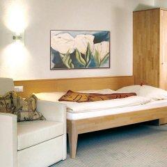 Отель Hohenwart Forum 3* Стандартный номер с различными типами кроватей фото 5