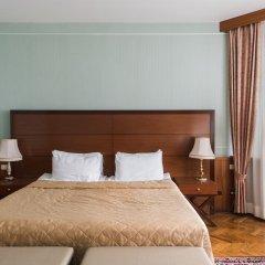 Президент-Отель 4* Номер Делюкс с двуспальной кроватью фото 12