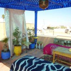 Отель Riad Naya Марокко, Марракеш - отзывы, цены и фото номеров - забронировать отель Riad Naya онлайн балкон