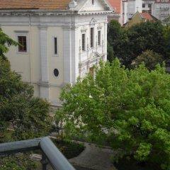 Istanbul Hostel балкон