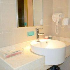Отель City Comfort Inn Guangzhou Jiahe Branch ванная