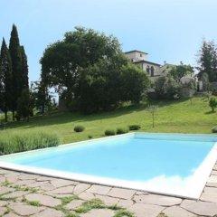 Отель Villa La Cetina Реггелло бассейн