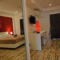 Отель Lotus-Bar 2* Стандартный номер с различными типами кроватей фото 4