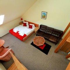 Hotel GEO 3* Стандартный номер с различными типами кроватей фото 6
