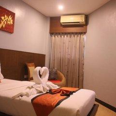 Отель Platinum 3* Улучшенный номер фото 6