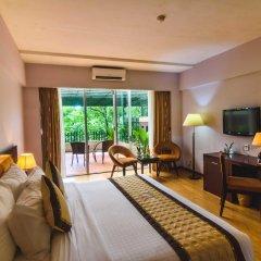 Mondial Hotel Hue 4* Номер Делюкс с различными типами кроватей фото 10