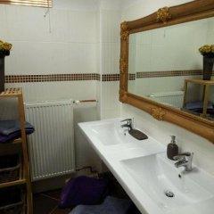 Отель Cisarka Чехия, Прага - отзывы, цены и фото номеров - забронировать отель Cisarka онлайн ванная фото 2