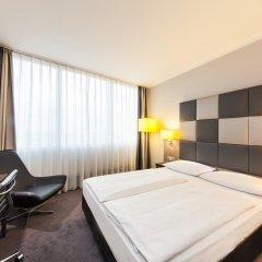Select Hotel Spiegelturm Berlin 4* Стандартный номер с различными типами кроватей