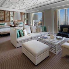 Отель Taj Dubai 5* Президентский люкс с различными типами кроватей фото 4