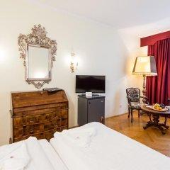 Hotel Royal 4* Номер Делюкс с разными типами кроватей фото 4
