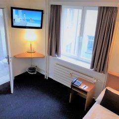 Olympia Hotel Zurich 3* Стандартный номер с различными типами кроватей