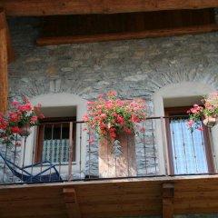 Отель Affittacamere Chez Magan Стандартный номер фото 10