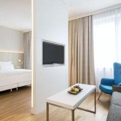 Отель NH Collection Wien Zentrum Стандартный номер с различными типами кроватей