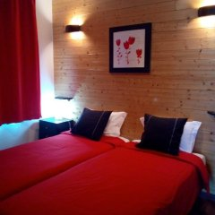 Отель Baluarte Citadino Coxos Beach Lodge комната для гостей