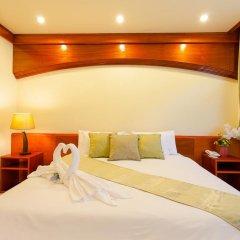 Отель ID Residences Phuket 4* Стандартный номер с двуспальной кроватью фото 11