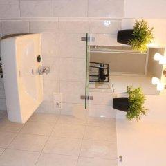 Отель Ante Portas Зальцбург ванная