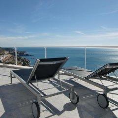 Отель Terrazas del Mar Испания, Курорт Росес - отзывы, цены и фото номеров - забронировать отель Terrazas del Mar онлайн бассейн фото 2