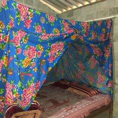 Отель Hoa Chanh Homestay Кровать в общем номере с двухъярусной кроватью фото 4