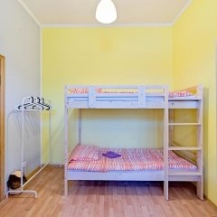 Хостел Порт на Сенной Кровать в общем номере с двухъярусной кроватью фото 4