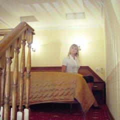 Делюкс Отель на Галерной Стандартный номер с двуспальной кроватью фото 7