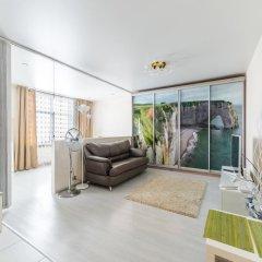 Апартаменты на Егорова Студия Делюкс с различными типами кроватей фото 13