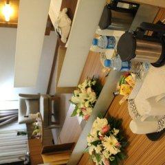 Surmeli Ankara Hotel 5* Стандартный номер разные типы кроватей фото 14