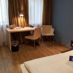 Отель Belle Blue Zentrum 3* Стандартный номер с двуспальной кроватью фото 8