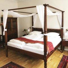 Hotel Guldsmeden Aarhus 3* Стандартный номер с разными типами кроватей