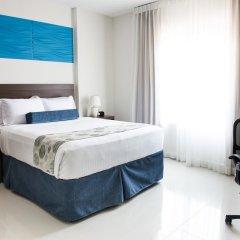 Hotel Latitud 15 3* Стандартный номер с различными типами кроватей фото 3