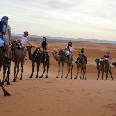 Отель Kasbah Tamariste Марокко, Мерзуга - отзывы, цены и фото номеров - забронировать отель Kasbah Tamariste онлайн спортивное сооружение