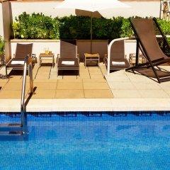 Hotel Derby Barcelona бассейн фото 2