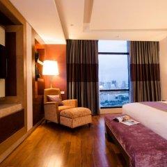 Отель AETAS lumpini 5* Президентский люкс с различными типами кроватей фото 6
