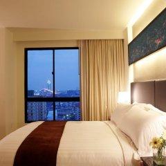 Отель Chatrium Residence Sathon Bangkok 4* Люкс повышенной комфортности фото 15