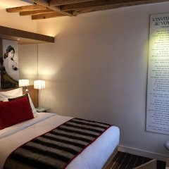 Select Hotel - Rive Gauche 4* Стандартный номер двуспальная кровать