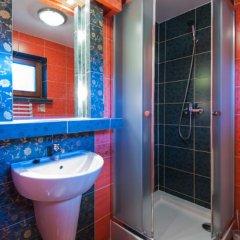 Отель Willa Wysoka ванная фото 2