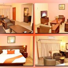 Отель Elkan Terrace спа