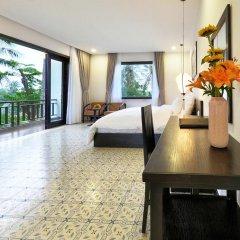 Отель Hoi An Waterway Resort 3* Люкс с различными типами кроватей фото 4