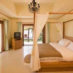 Отель Nantra De Deluxe 4* Вилла с различными типами кроватей фото 4